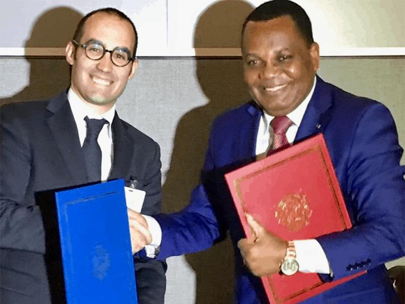 Ratification des accords de relations diplomatiques entre les Républiques du Congo et de Saint-Marin