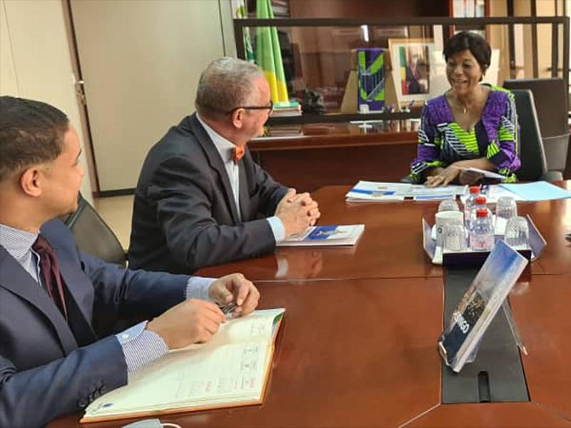 La République de Saint Marin se propose d'accompagner le Congo dans le traitement biologique des déchets